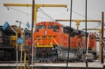 BNSF 9161 & 6178